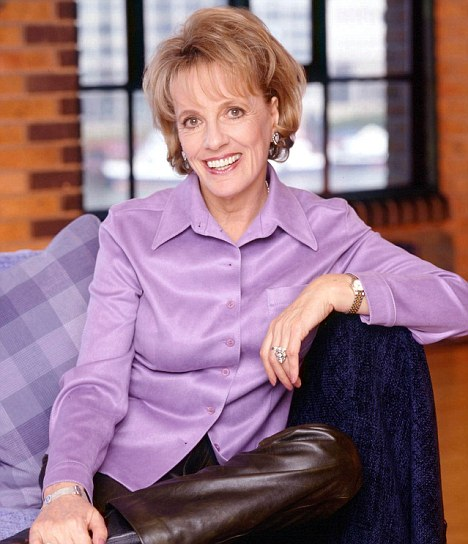 Ester Rantzen - the lasdy who founded Childline (and still takes counselling calls)